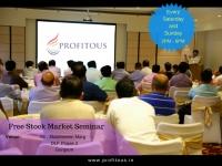 Free Seminar on Stock Market