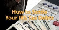 How to Resolve IRS Debt