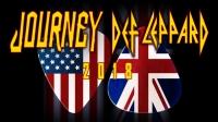 Journey & Def Leppard Concert - 2018 Tour Schedule - TixBag