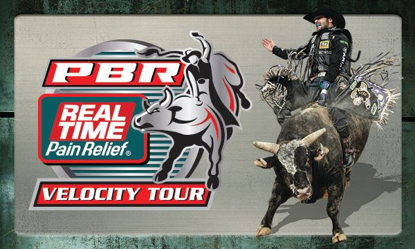 TixBag - Real Time Pain Relief Velocity Tour: PBR - Professional Bull Riders, Ontario, California, United States