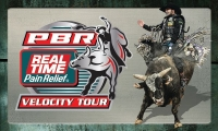 TixBag - Real Time Pain Relief Velocity Tour: PBR - Professional Bull Riders