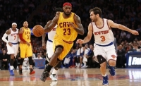 New York Knicks vs. Cleveland Cavaliers Match Tickets at TixTM