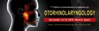 7th Edition of International Conference on Otorhinolaryngology