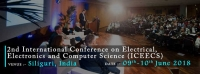 The 2nd International Conference on Electrical, Electronics and Computer Science (ICEECS)