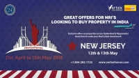 Vertex Home - India Property Show in New Jersey