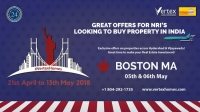 Vertex Home - India Property Show in Boston