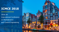 2018 7th International Conference on Mechatronics and Control Engineering (ICMCE 2018)--Ei Compendex and Scopus