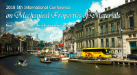 2018 5th International Conference on Mechanical Properties of Materials (ICMPM 2018)--Ei Compendex and Scopus