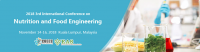2018 3rd International Conference on Nutrition and Food Engineering (ICNFE 2018)