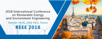 2018 International Conference on Renewable Energy and Environment Engineering (REEE 2018)