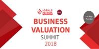 Business Valuation Summit, 2018   3rd May   Mumbai