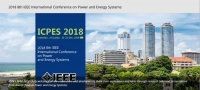 2018 8th IEEE International Conference on Power and Energy Systems(ICPES 2018)--Ei Compendex and Scopus