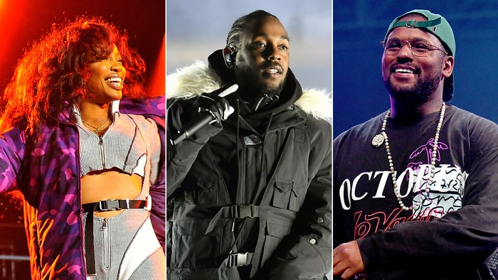 Kendrick Lamar, SZA & Schoolboy Q Tour 2018 - TixBag, Burgettstown, Pennsylvania, United States
