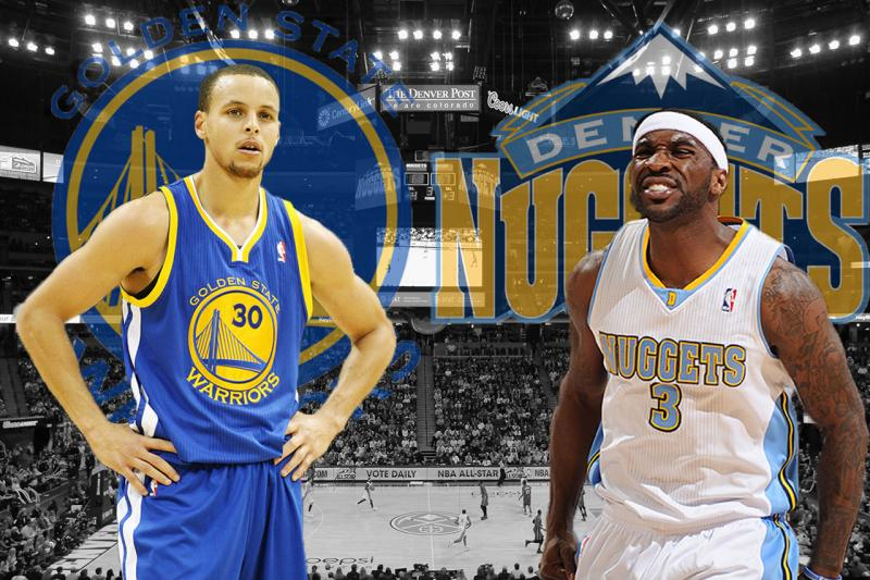 NBA Western Conference First Round: Denver Nuggets vs. TBD, Denver, Colorado, United States