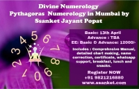 Divine Numerology with Ssanket