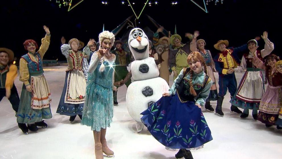Disney On Ice Presents Frozen Tickets - Tixtm.com, San Diego, California, United States