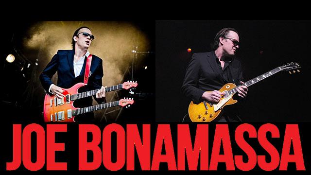 Joe Bonamassa Concert - Joe Bonamassa Concert Tickets & Tour 2018, Stockton, California, United States