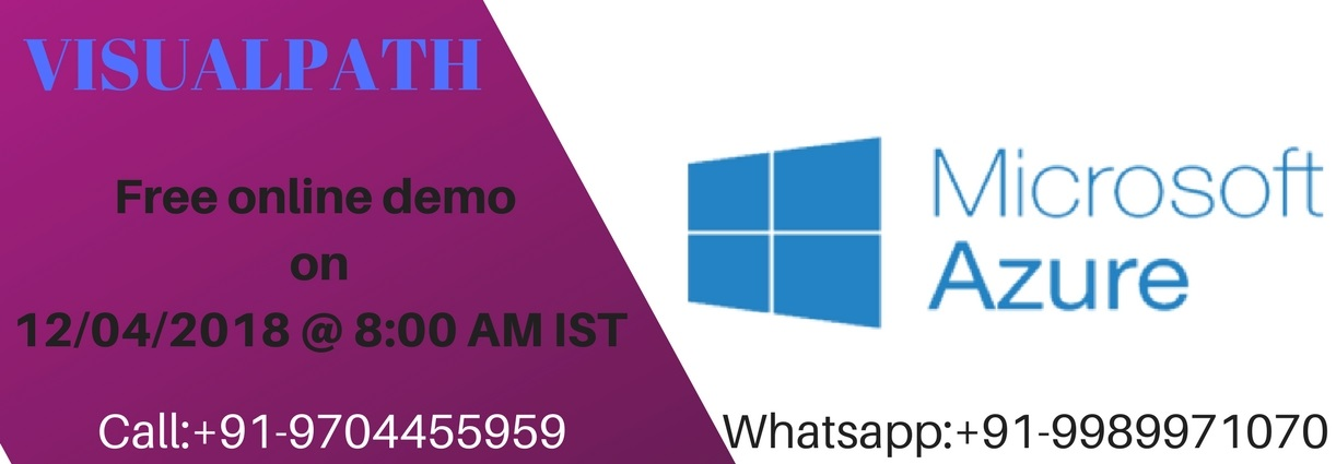 MS Azure Online training Demo, Hyderabad, Badghis, Afghanistan