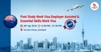 Free Seminar on Work Visa for New Zealand