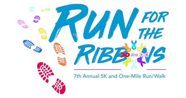 Run for the Ribbons 5K, Palm Beach, Florida, United States