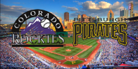 Colorado Rockies vs. Pittsburgh Pirates Tickets