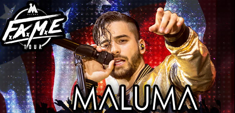 Maluma Concert Tickets 2018? - Tour Dates 2018 & Concerts - Tixbag, Orlando, Florida, United States
