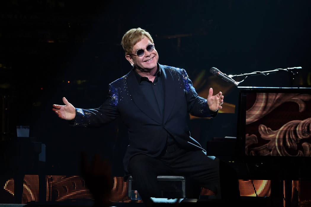 Elton John Show Tickets at TixTM, Las Vegas, Nevada, United States