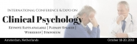 International Conference & Expo on  Clinical Psychology