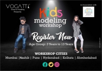 Kids Modeling Workshop