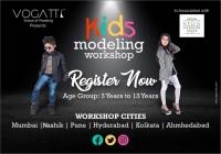 Kids Modeling Workshop