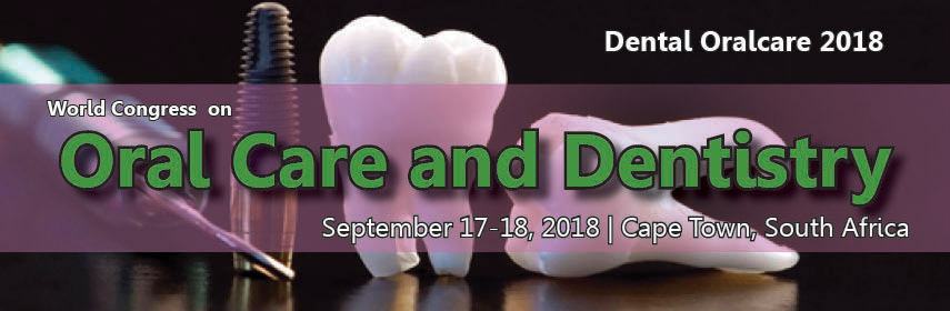 World Congress on Oral Care and Dentistry, Cape Town, South Africa