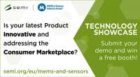 SEMI European MEMS & Sensors Summit 2018