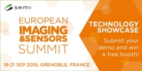 SEMI European Imaging & Sensors Summit 2018