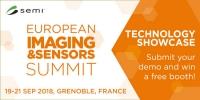 SEMI European Imaging & Sensors Summit 2018