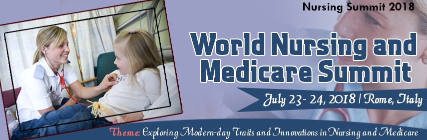 World Nursing and Medicare Summit, Rome, Lazio, Italy