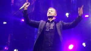 Justin Timberlake, St Paul, Minnesota, United States