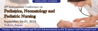 27th International Conference on Pediatrics, Neonatology and Pediatric Nursing