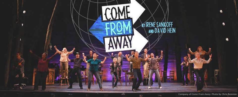 Come From Away Tickets | Live in NY @ Gerald Schoenfeld Theatre? - TixBag, New York, United States