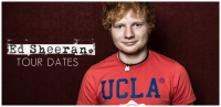 Ed Sheeran Tickets Ed Sheeran Concert Tickets - TixBag