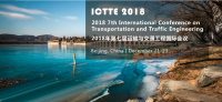 2018 7th International Conference on Transportation and Traffic Engineering (ICTTE 2018)--Ei Compendex and Scopus