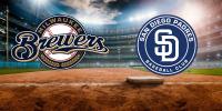 Milwaukee Brewers vs. San Diego Padres Tickets Miller Park Milwaukee - TixBag