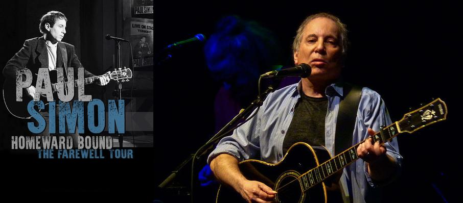 Paul Simon Tickets 2018 | Live in NY @ Madison Square Garden? - TixBag, New York, United States