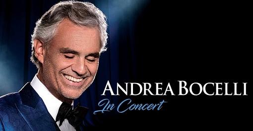 Andrea Bocelli Live Show Tickets at TixTM, San Bernardino, California, United States