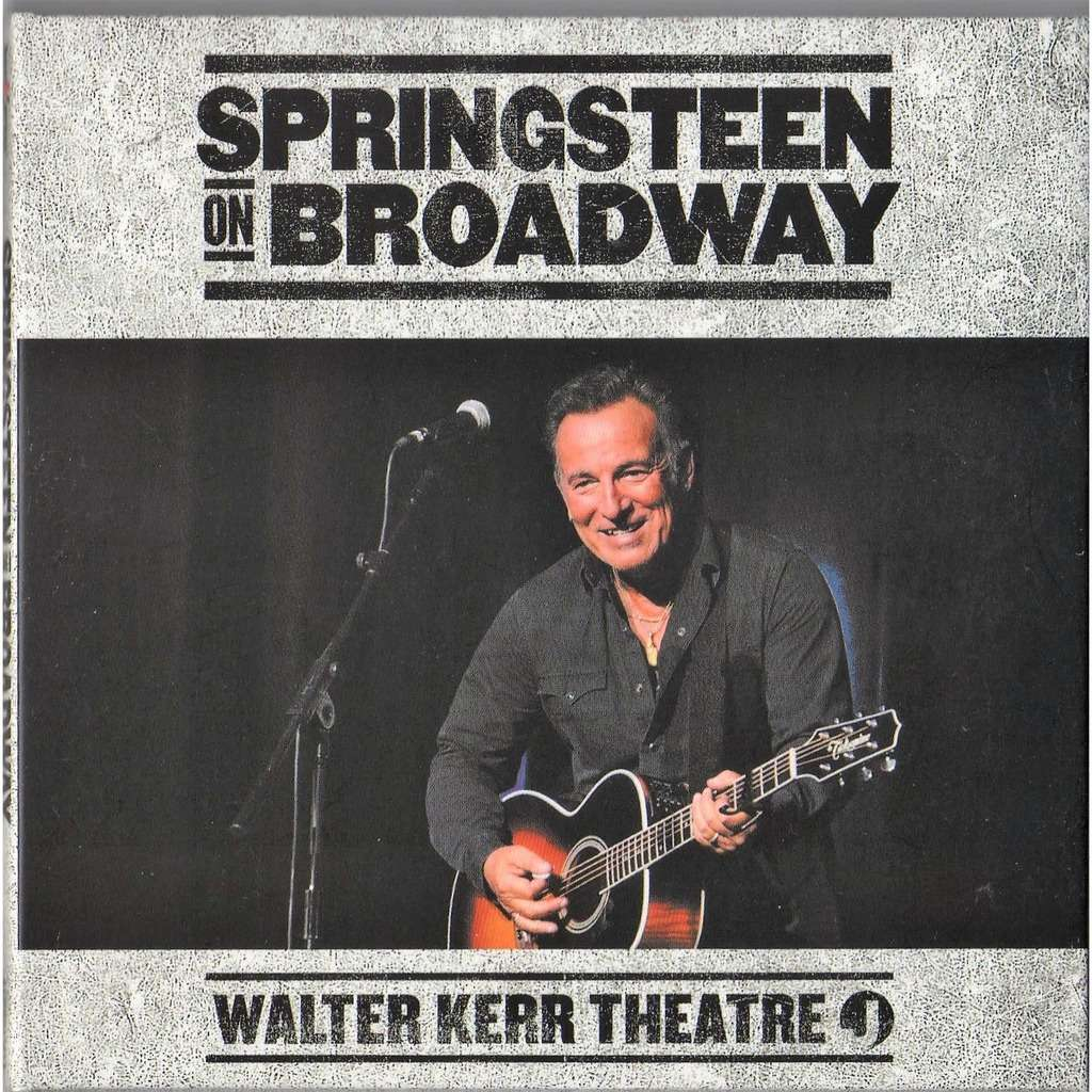 Springsteen on Broadway Tickets at TixTM, New York, United States
