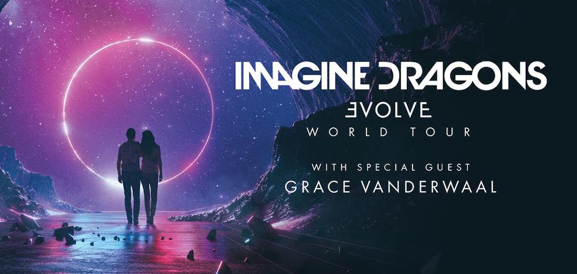 Imagine Dragons Concert Tickets 2018 - Rock Band Tickets, Frisco, Texas, United States