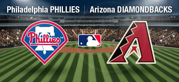 Arizona Diamondbacks vs. Philadelphia Phillies Tickets - MLB Tickets 2018, Phoenix, Arizona, United States