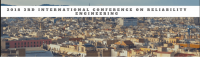 2018 3rd International Conference on Reliability Engineering (ICRE 2018)--EI Compendex and Scopus