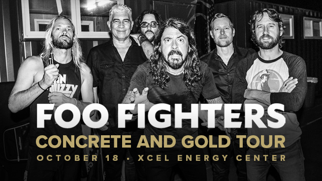 Foo Fighters Tickets 2018 Foo Fighters Tour Dates & Concerts - TixBag, St Paul, Minnesota, United States