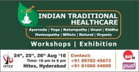 Indian Traditional Healthcare & Organic Expo & conferences 2018