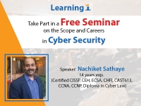 Scope and Careers in cyber security